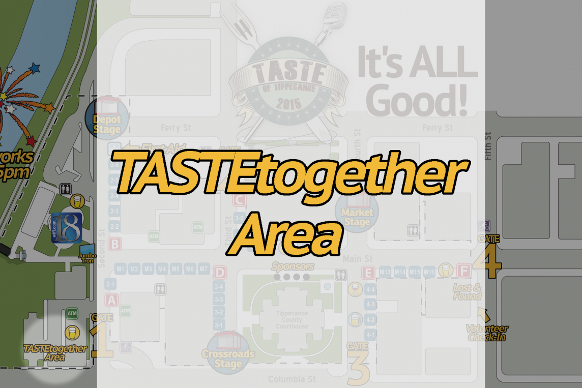 TASTEtogether Area