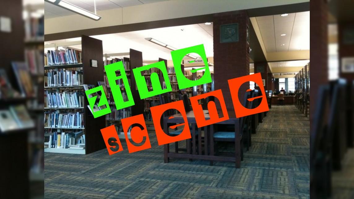 2017 TASTE Header Images - LIVE ART - West Lafayette Public Library WLPL Zine Scene