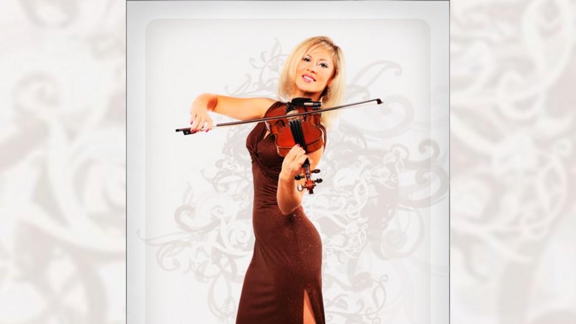 Olga Berezhnaya - Violin